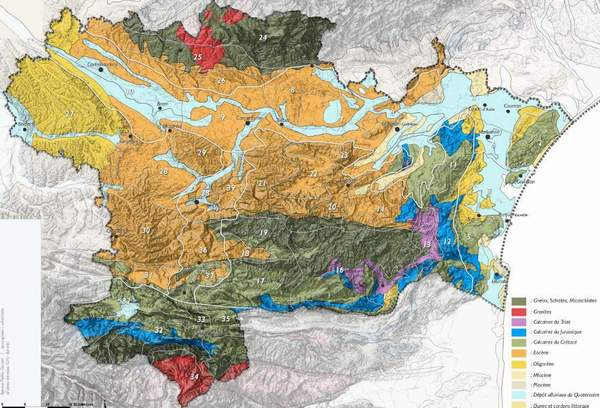 Etude de sol dans l'Aude