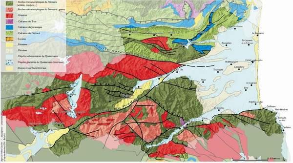 Etude de sol dans les Pyrénées Orientales